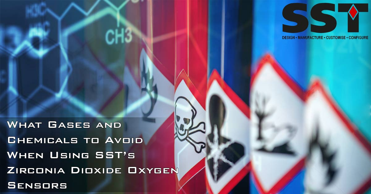 What Gases and Chemicals to Avoid When Using SST's Zirconium Dioxide Oxygen Sensors