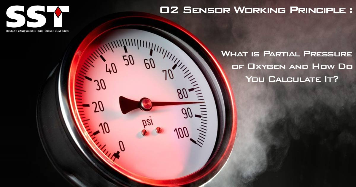 O2 Sensor Working Principle : What is Partial Pressure of Oxygen and How Do You Calculate It?
