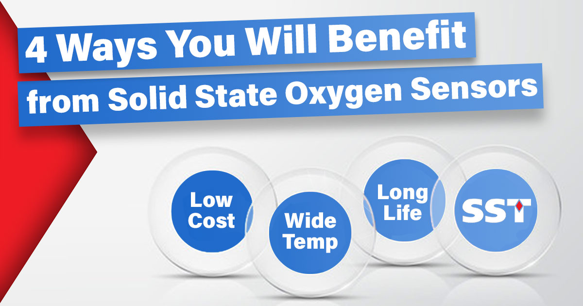 4 Ways You Will Benefit from Solid State Oxygen Sensors