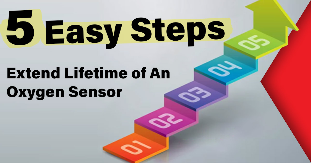 Extend Lifetime of An Oxygen Sensor: 5 Easy Steps