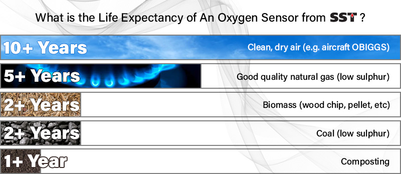 What is the Life Expectancy of An Oxygen Sensor