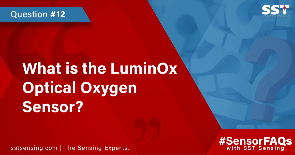 What is the LuminOx Optical Oxygen Sensor