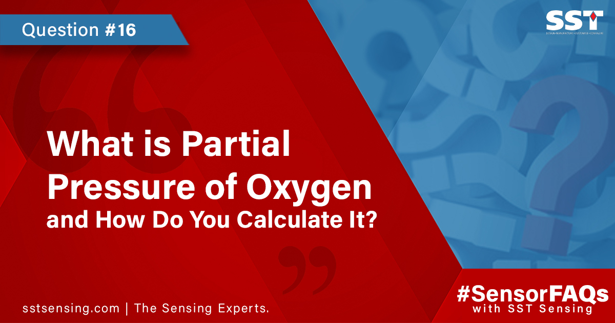 What is Partial Pressure of Oxygen