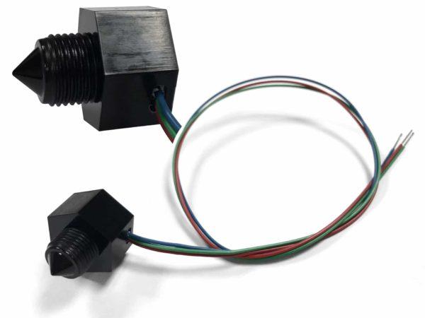 Water ingress-leak detection sensor